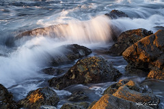 Ocean Motion_MG_1341 (Alfred J. Lockwood Photography) Tags: alfredjlockwood nature seascape waves pacificocean pacificcoast southerncalifornia palosverdes morning winter rocks water