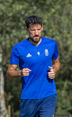 El 9 (Dawlad Ast) Tags: requexon entrenamiento futbol soccer pretemporada agosto august 2018 real oviedo training asturias españa spain jose verdu nicolas toche