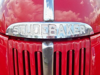 688 Studebaker  Badge - History
