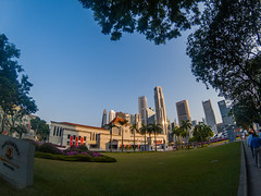 Singapore Parliament (Thanathip Moolvong) Tags: gopro