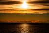 Sunset at Kalajoki, Finland (Unlikehorse) Tags: sunset sundown sea sun sand sky clouds finland kalajoki bright