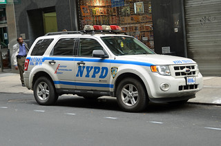 NYPD Traffic SPL OPS 6916