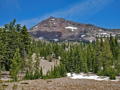 gl1060409CayuseCraterShadow (thom52) Tags: central oregon green lakes broken top south sister wildflowers hiking