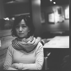 000913110006 (Steven Tsai (正港蔡爸)) Tags: hasselblad501c hasselblad planar128f80mm shanghaigp3100 expiredfilm bw mediumformat analog film filmphotography