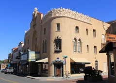 175 /365 The Lensic Theater (Helen Orozco) Tags: lensictheater santafe newmexico burroalley 175365 2018365