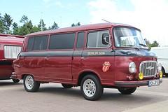 Barkas B1000-1 (just.Luc) Tags: bestelwagen lieferwagen van camionnette rollingstones oldtimer berlin berlijn allemagne deutschland duitsland germany europe europa