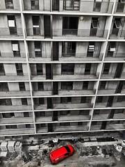 Red van (tubblesnap) Tags: spot selective colour color explore
