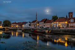 Ribe (Gijs Rijsdijk) Tags: danmark denmark longexposure sea sunrise sunset water wind