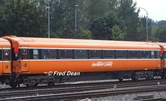 "Irish Rail ""7148"" in Dublin Heuston. (Fred Dean Jnr) Tags: irishrail iarnrodeireann dublin september2006 heustonstationdublin dublinheustonstation mk3 openstandard 7148"