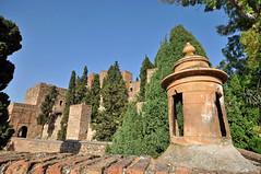 Torre de la Bóveda Vaida (carloscarmor) Tags: málaga costasol alcazaba torrebóvedavaida