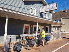 Day 4 - Alberton Bakery (Bobcatnorth) Tags: princeedwardisland canada summer 2018 pei cycling bicycle touring bicycletouring camping sightseeing