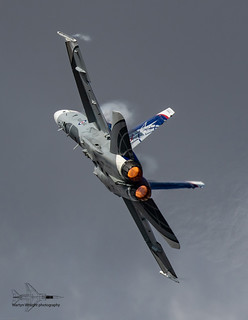 Canadian CF188 Hornet