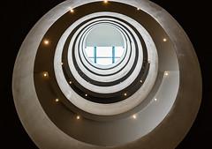 Andaz (Sean Batten) Tags: london england unitedkingdom gb europe hotel andaz circle light shadow roof window lights nikon df 35mm city urban architecture