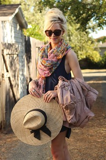 16 Sommer Outfit Ideen mit Schal