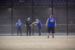 Oak Lawn Softball Game (Rick Drew - 23 million views!) Tags: softball oaklawn il illinois diamond dust centennial park ball game sports evening night canon 5d mkiii 70200