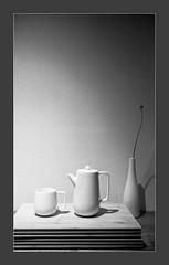 Tea Time-- Beijing 2018 (Sandra Jinyi Li) Tags: stilllife leica m6 tea tmax 100