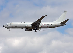 168849 P-8A Poseidon (Irish251) Tags: p8 737 boeing usn us navy egun mildenhall 849 168849 poseidon