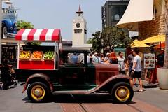 Fruits Truck