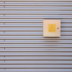 Minimal - Box (Visual Stripes) Tags: minimal wall architecture detail lines box