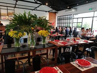 Restaurant in Makati, Philippines