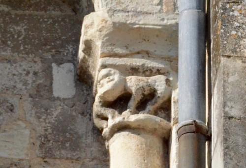 Preuilly-sur-Claise (Indre et Loire), abbatiale St-Pierre