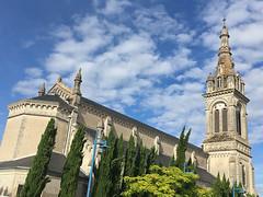 Bassin d'Arcachon : Le Teich (Maillekeule) Tags: aquitaine gironde bassin arcachon teich eglise church st saint andre