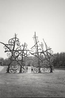 Slama -Land Art festival /Straw