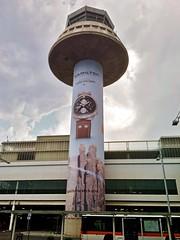 TORRE DE CONTROL DE L'AEROPORT DEL PRAT (Yeagov_Cat) Tags: 2018 aeroport aeroportdelprat baixllobregat barcelona catalunya elpratdellobregat torre torredecontrol