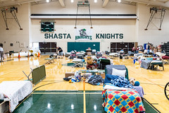 20180808.10810 (Red Cross Gold Country Region) Tags: americanredcross redding shastacollege shastacounty shelter