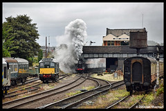 No 78018 12th Aug 2018 Great Central Railway End of BR Steam Gala (Ian Sharman 1963) Tags: no 78018 12th aug 2018 great central railway end br steam gala class 2mt 260 station engine rail railways train trains loco locomotive passenger line heritage quorn woodhouse swithland leicester north
