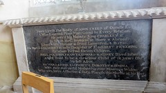 he left alive ..... (but not for long) - Titchmarsh Northamptonshire (jmc4 - Church Explorer) Tags: titchmarsh church northamptonshire