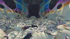 Unstable grotto (msdte) Tags: 3d 3dart abstract cgart fractals fragmentarium