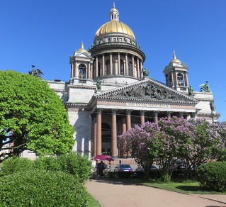 Saint Isaac's Cathedral (Saint Petersburg, Russia)