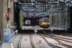 Smooth Ride (whosoever2) Tags: uk united kingdom gb great britain england nikon d7100 train railway railroad august 2018 liverpool lime street class350 350248 birmingham 1f38 tunnel track emu