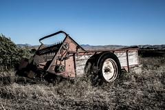 Honey Wagon (BP3811) Tags: goodallfarm farm manure spreader honeywagon old rusted equipment