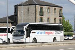 National Express FJ12 FYB (johnmorris13) Tags: nationalexpress edwards fj12fyb volvo b9r caetano levante coach