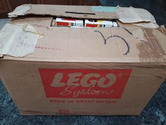 Lego Kelloggs promo ebay pic (GoodPlay2) Tags: lego legos kellogg kelloggs promo promotional winner 1970 70s 60s cornflakes town village vintage classic retro original rare early system