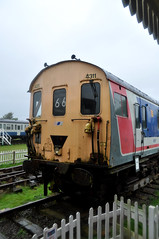 Class 414 4311, Electric Railway Museum, 10/09/2017 (Headcode) Tags: emu class414 class4143 2hap 6089 4311 61287 75407 s61287 s75407 re ramsgate ramsgatedepot ashfordeastleighworks br britishrail nse networksoutheast networksoutheastredwhiteblue dmbso dtcsol englishelectric ee ee507 750vdc thirdrail electric 1957type electricrailwaymuseum erml rowleyroad baginton coventry coventryairport coventryairfield warwickshire england britain gb uk train rail railway railways museum openday 10sep2017 10092017 9102017 dsc2605 ©robertchilton