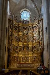 Santo Domingo de la Calzada-Catedral-Retablo (dnieper) Tags: santodomingodelacalzada catedral retablo larioja spain españa