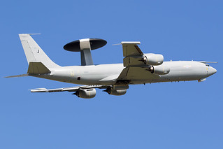 ZH103 / Royal Air Force / Boeing E-3D Sentry AEW1
