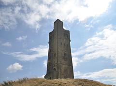 Castle Hill (katy1279) Tags: castlehillyorkshirebigskyblueskycloudssummer