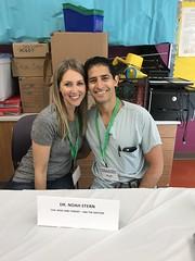 JCRC/AJC Board Members Noah and Illana Stern
