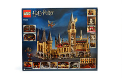 LEGO Harry Potter Hogwarts Castle 71043 box-back