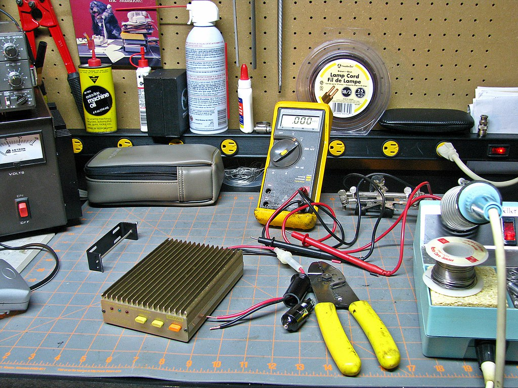 The Worlds Best Photos Of Electronics And Workbench Flickr Hive Mind Wire Harness Assembly Back To Work Bench Waiting Is Over Daryll90ca Tags