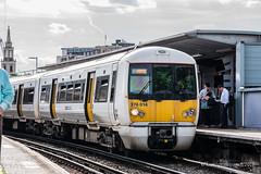 376 014 (ice91prinzeugen) Tags: london waterloo east commuter train southeastern class 376 desiro uk