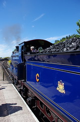 IMGP0977 (Steve Guess) Tags: strathspey steam heritage railway train caledonian 828 060 locomotive loco glenbogle broomhill