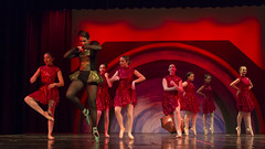 DJT_6215 (David J. Thomas) Tags: northarkansasdancetheatre nadt dance ballet jazz tap hiphop recital gala routines girls women southsidehighschool southside batesville arkansas costumes wizardofoz