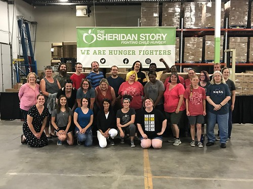 RMI Packing Event 7/31/18