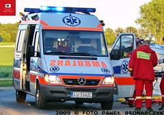 LU 5562C - Mercedes Benz Sprinter 313 CDI/Auto Form - WPR Lublin (Pawel Bednarczyk) Tags: lu5562c mercedes benz sprinter 313 cdi auto form wpr lublin bełżyce pogotowie ratunkowe karetka ambulance ambulans rtw autoform 313cdi pr belzyce carambulance lubelskie lubelszczyzna lu 5562c fsv federal signal vama