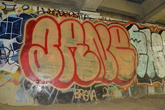 ARNE (TheGraffitiHunters) Tags: graffiti graff spray paint street art colorful nj new jersey wall arne